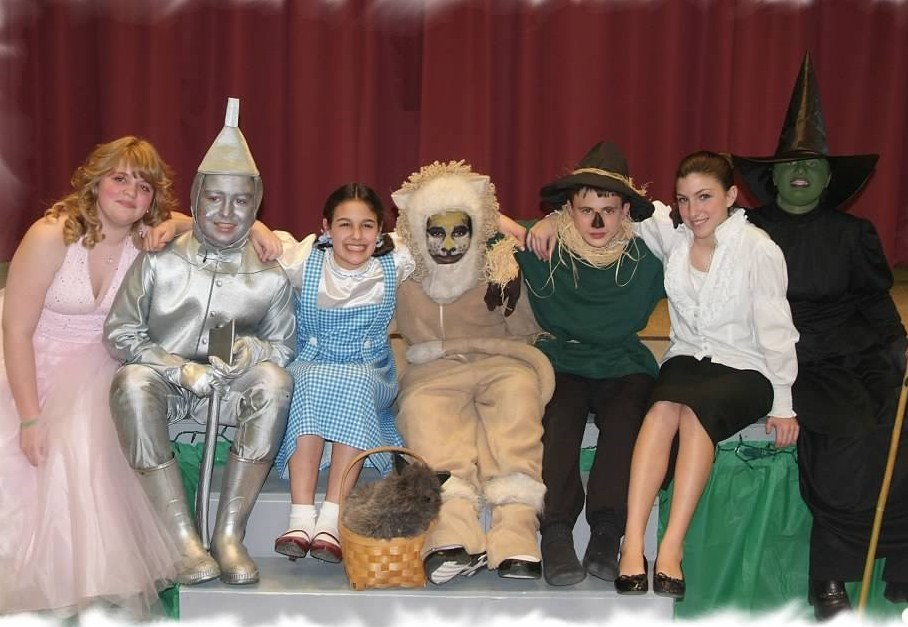 Wizard of Oz play