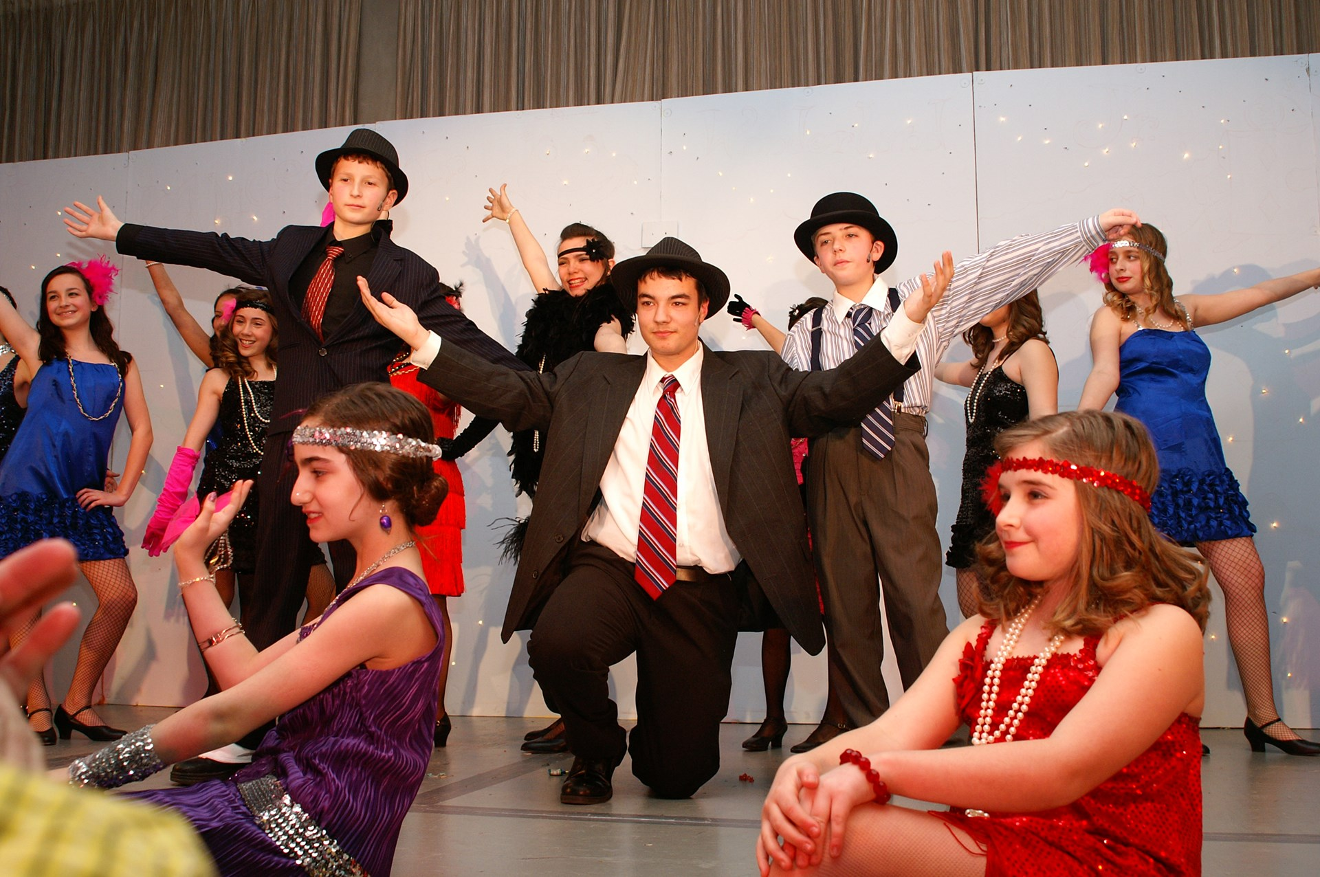 Bugsy malone Play