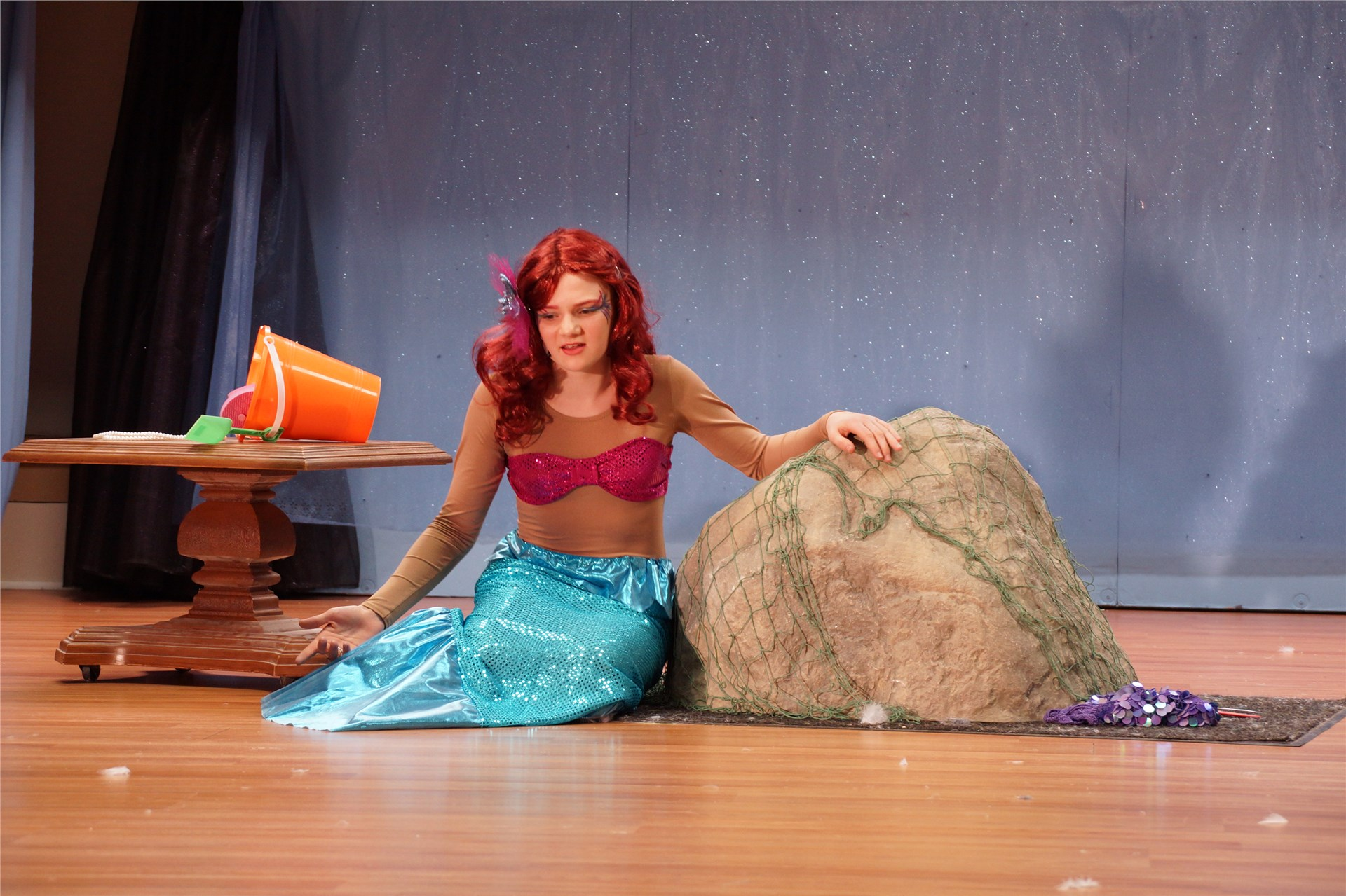 Little Mermaid play