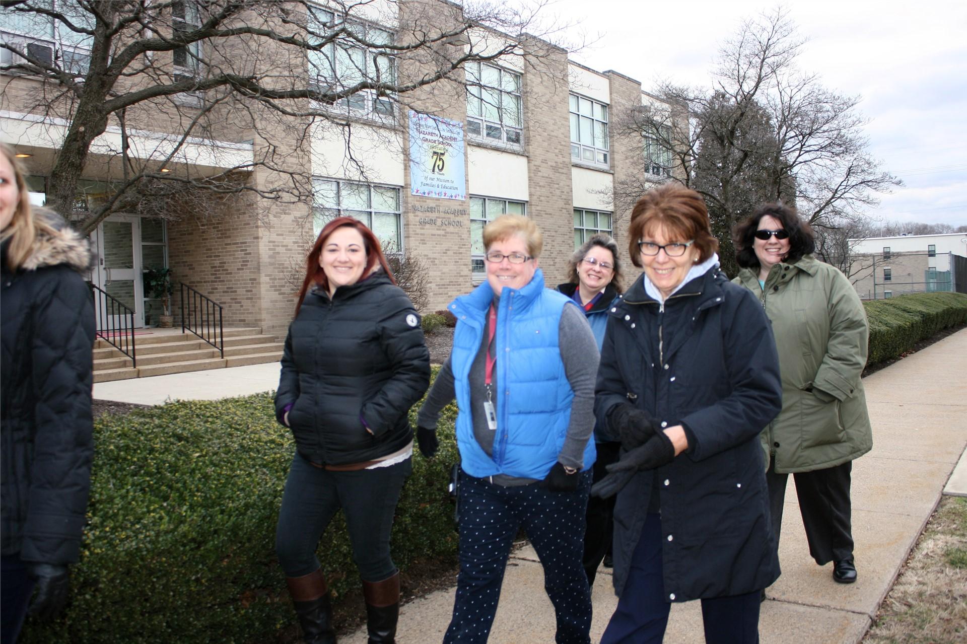 NAGS Teachers Walk for Life