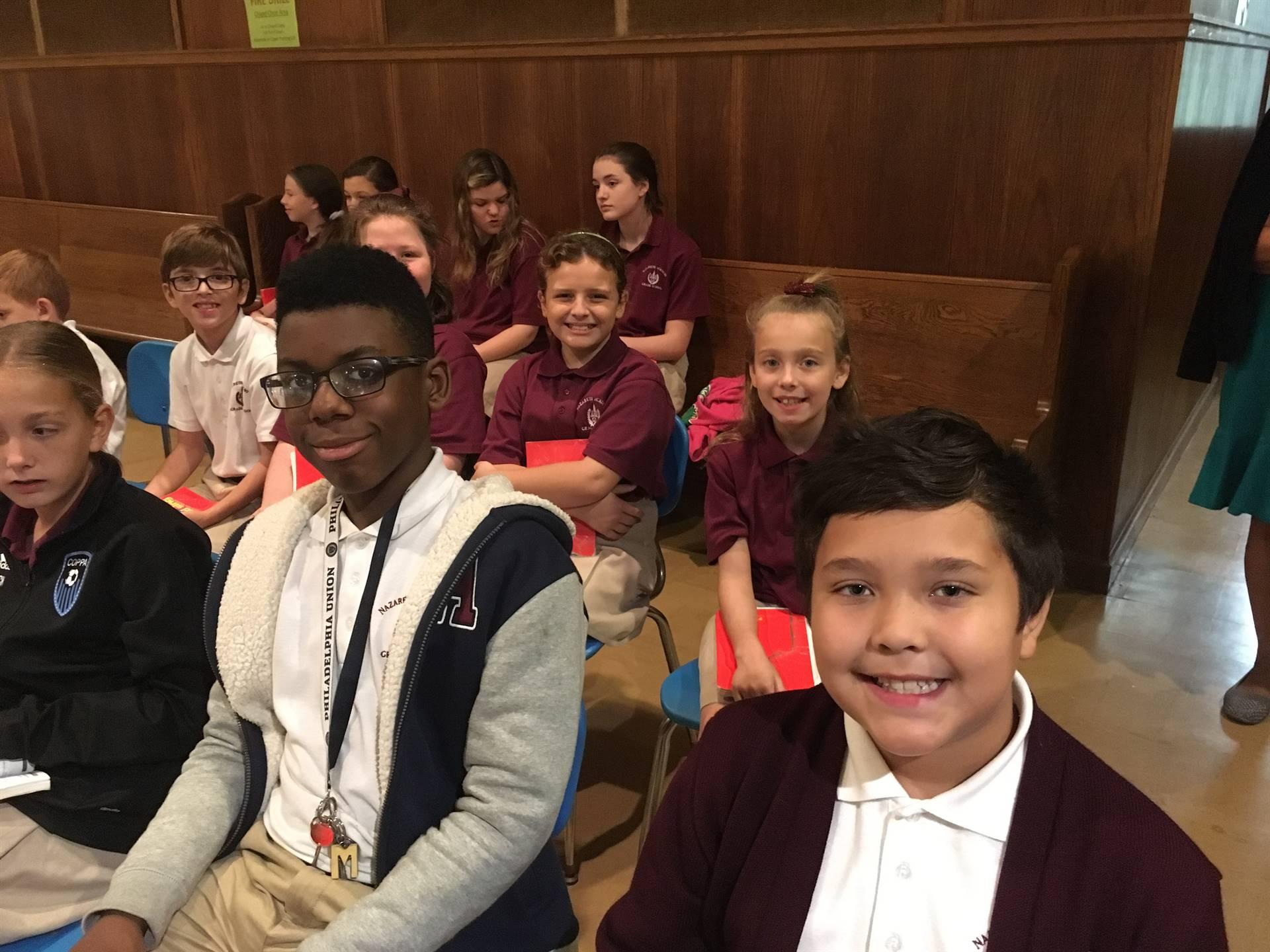 Choir Orange Group