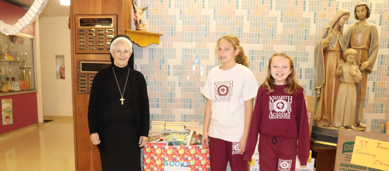 Book Drive for the needy