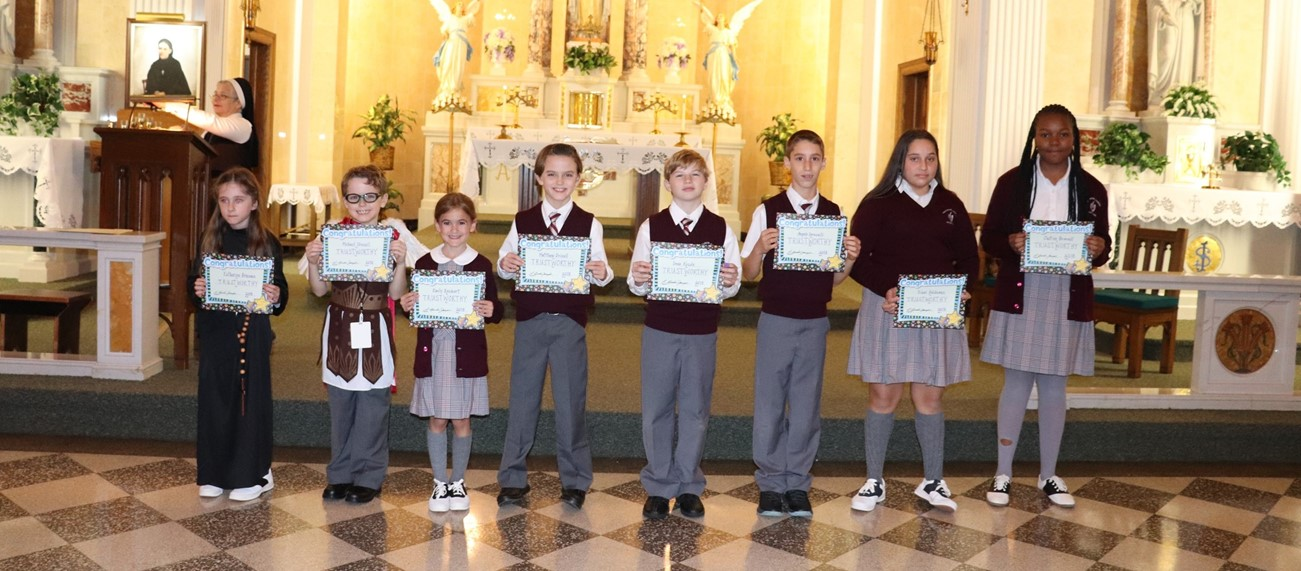 Saint Francis Awards for students