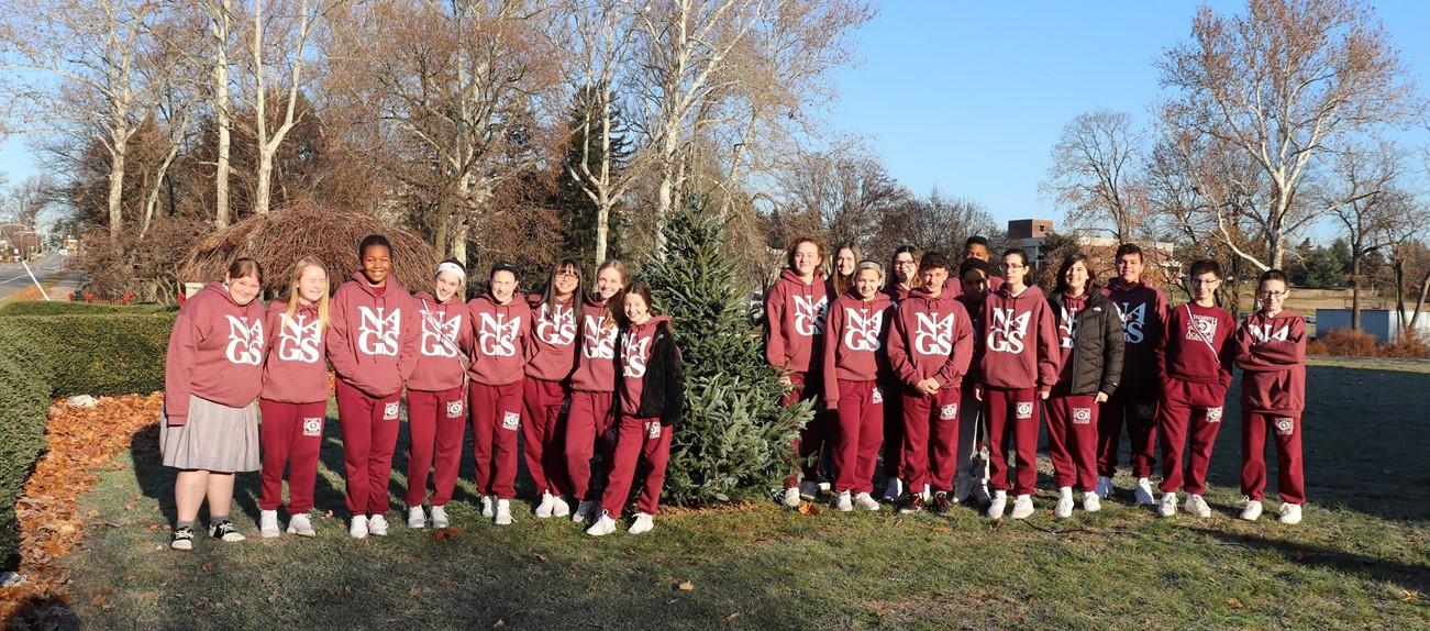8th grade by Christmas Tree