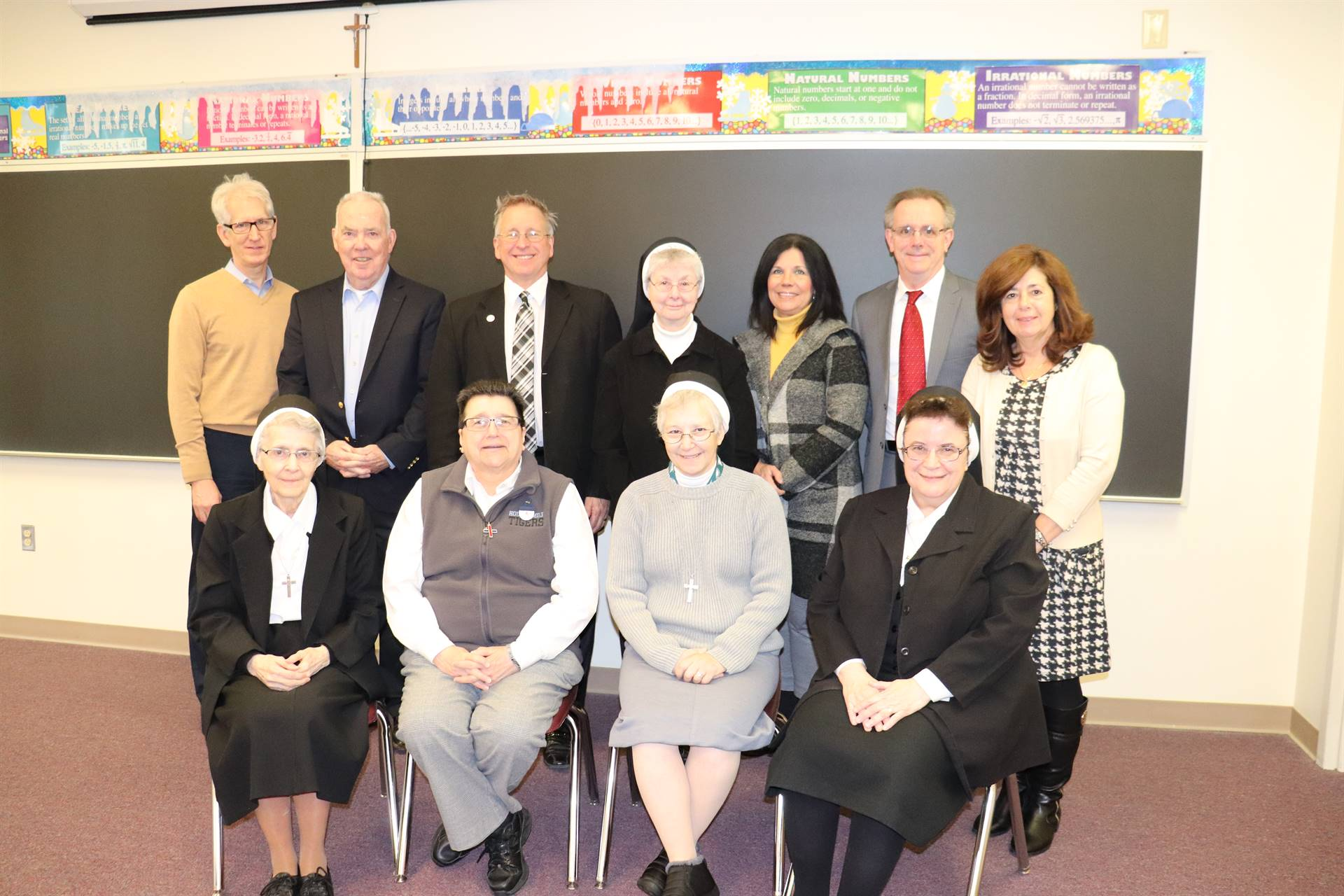 2018-2019 Board of Trustees