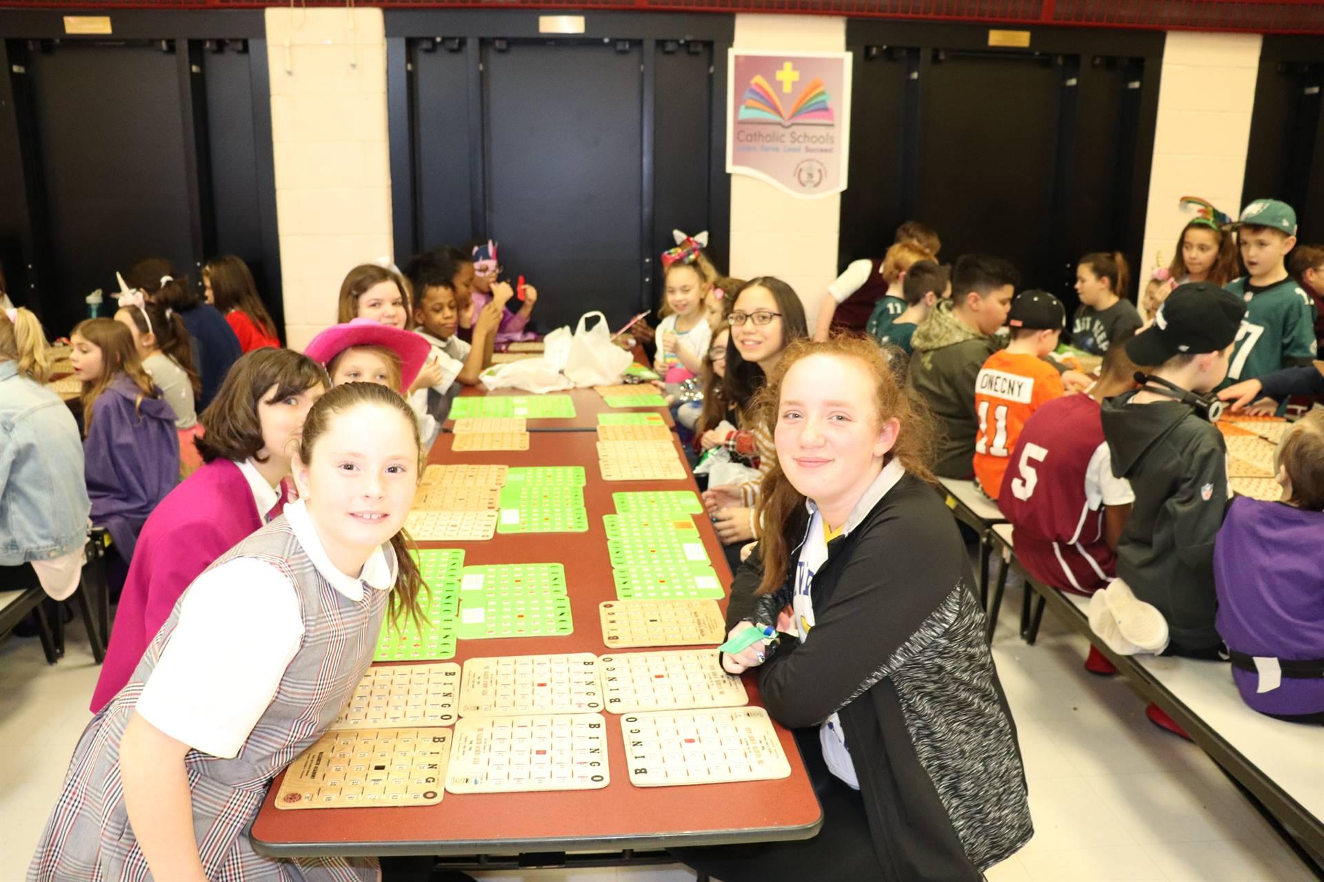 Students' Bingo Games
