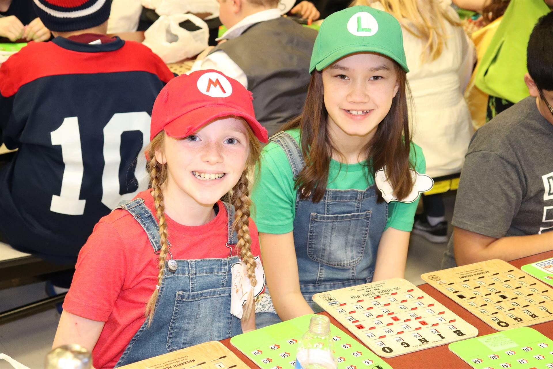 Students Bingo Games