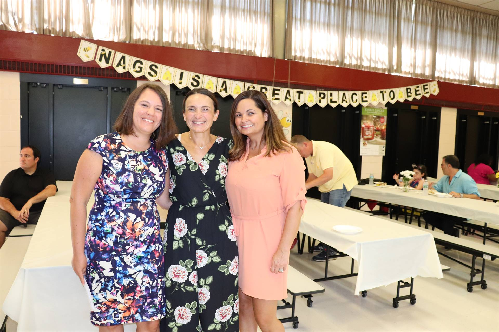 New Families Mass and luncheon
