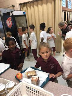Lunch & Breakfast Cafeteria Program