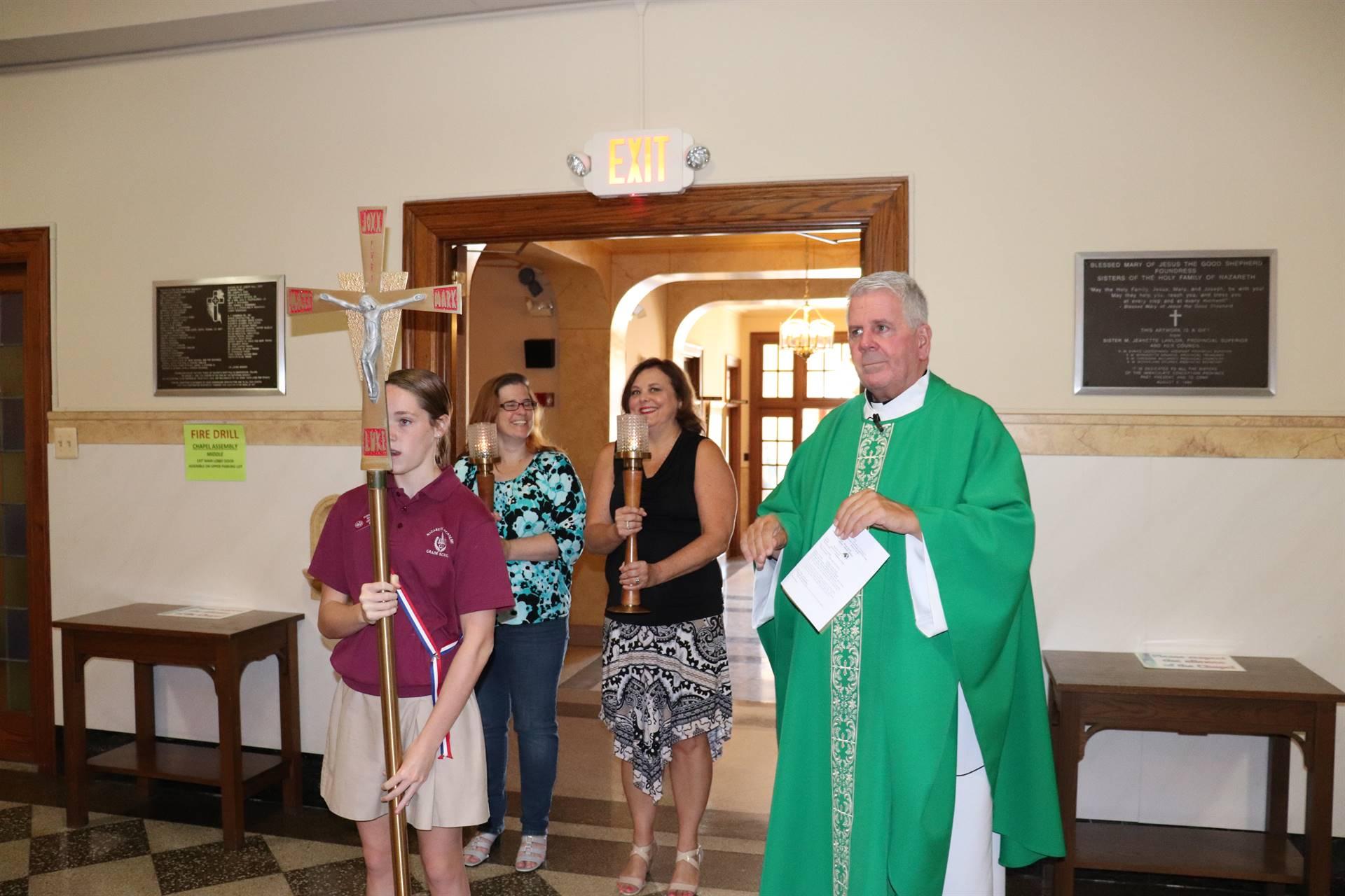 New Families Mass