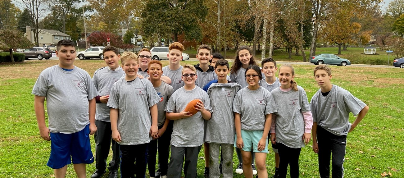 Flag Football team