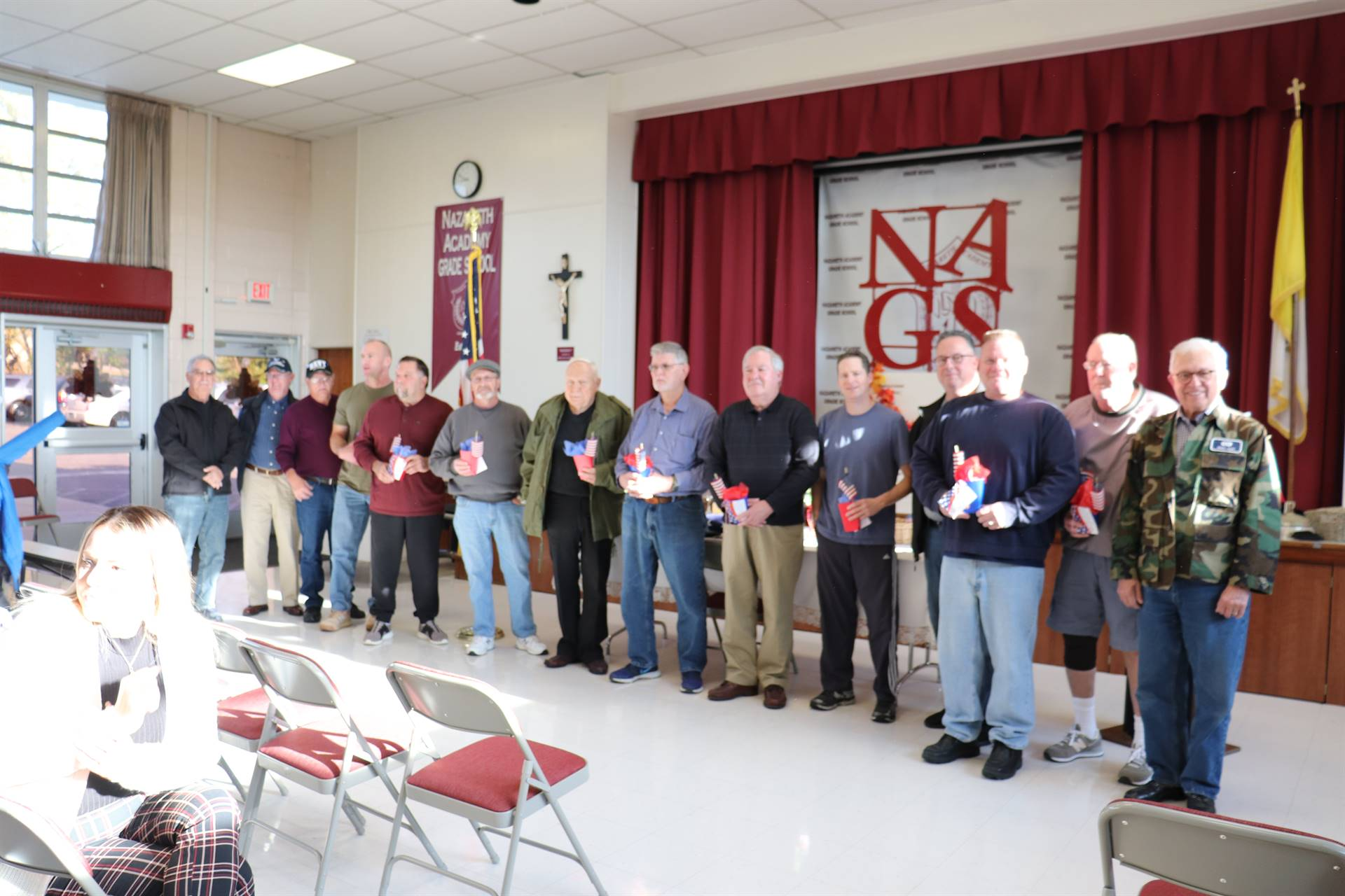 Veterans Day Prayer Service