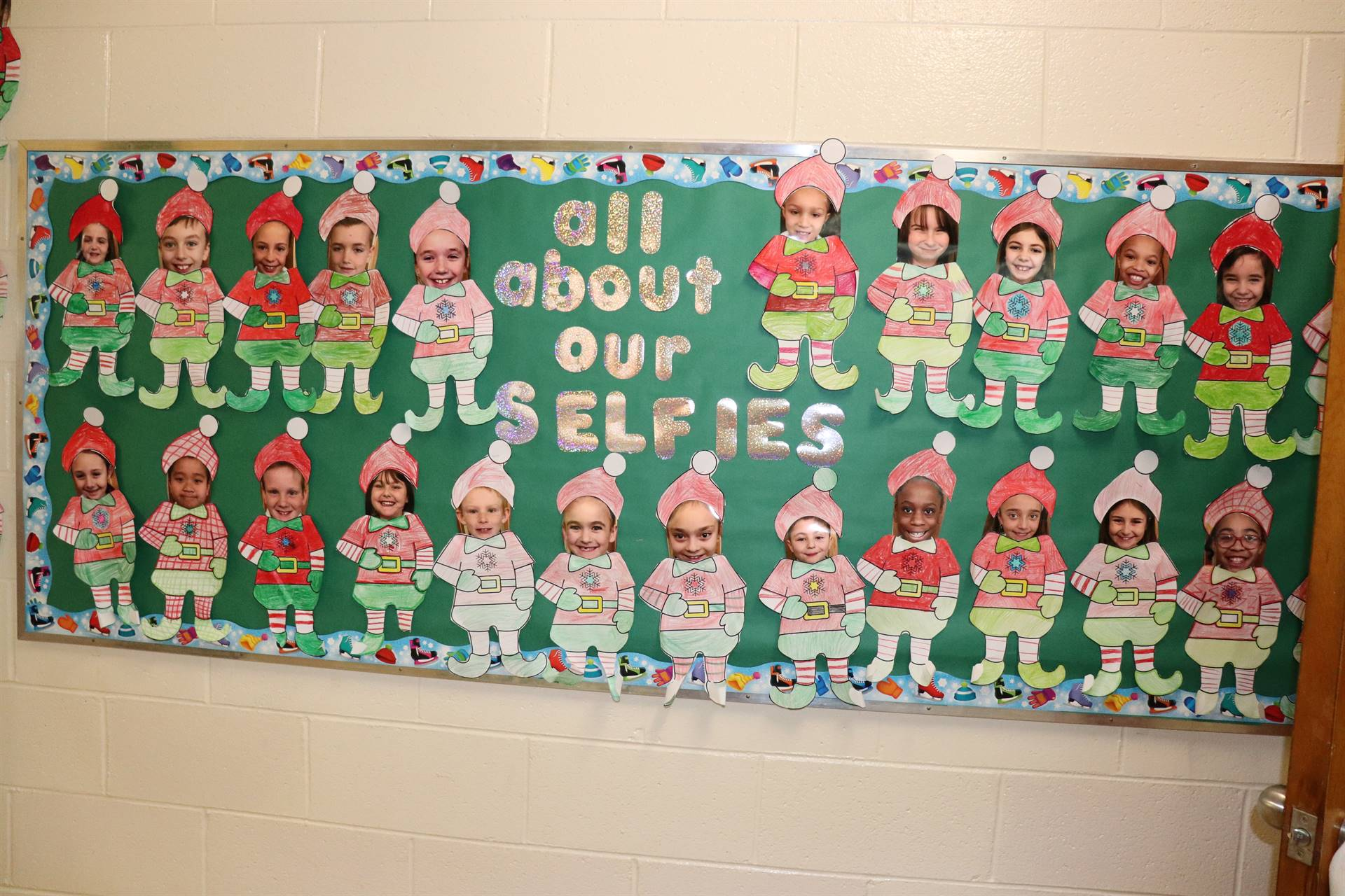 3rd grade bulletin board
