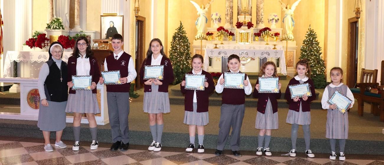 St. Francis Awards