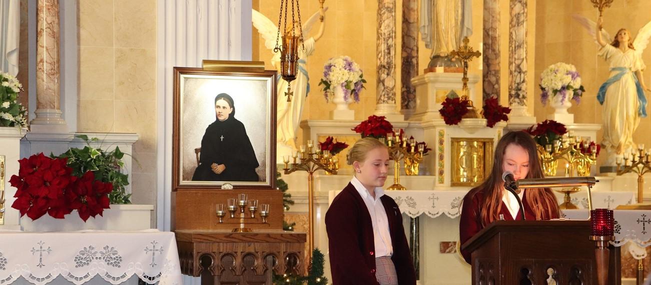 Readings at Mass