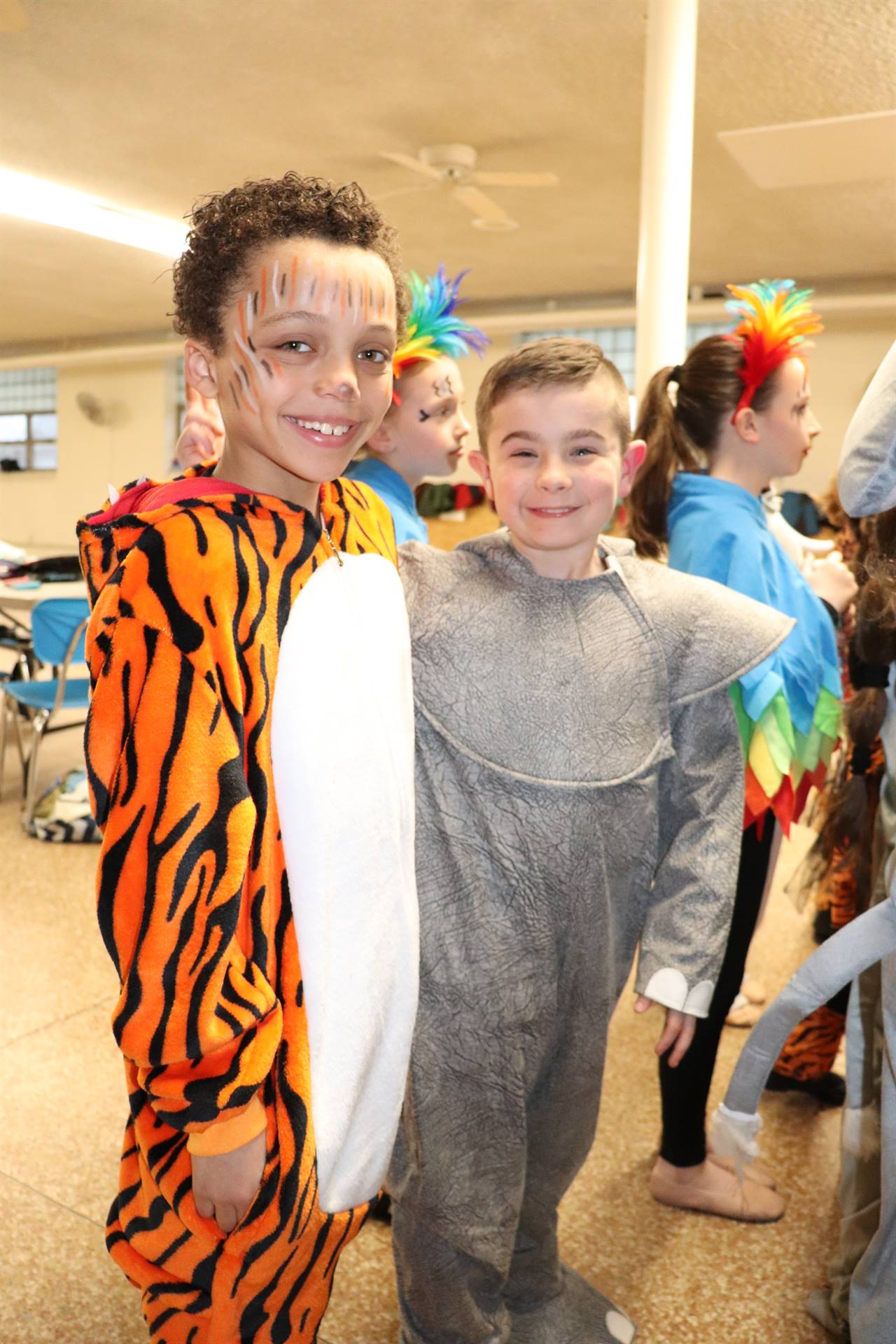 Lion King Jr. Play